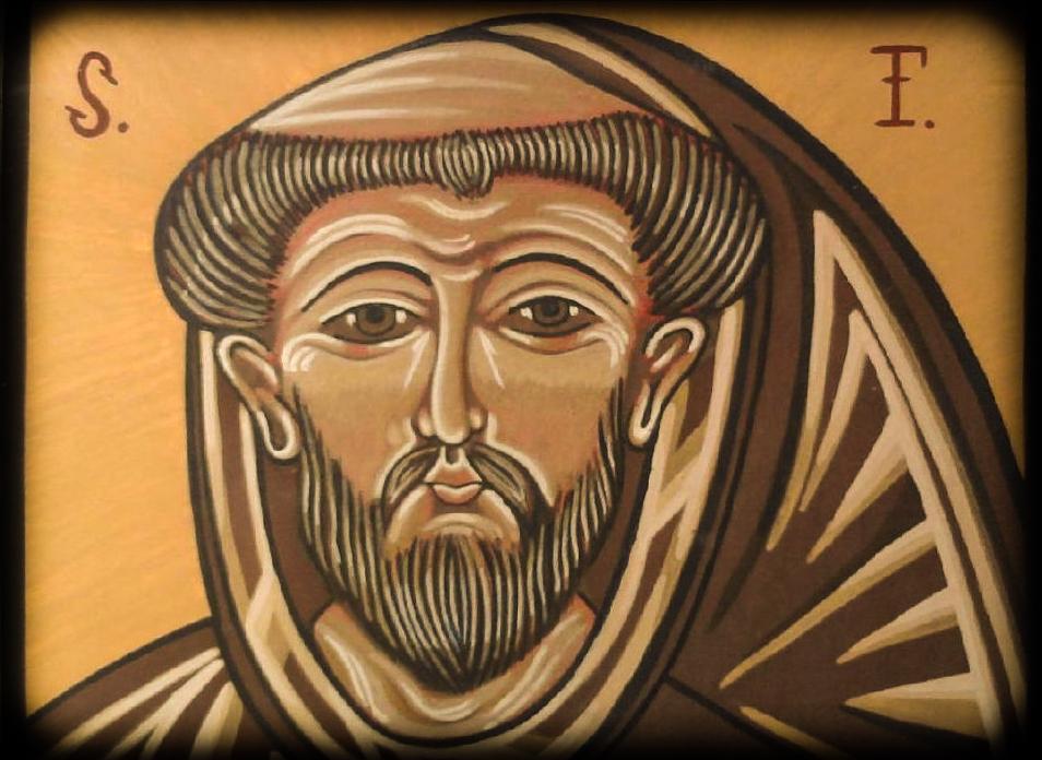 Sw. Franciszek z Asyzu 3